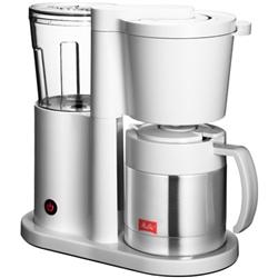 メリタジャパン MKM-535/W 家庭用コーヒーメーカー ノイエ 2?5杯用 ピュアホワイト