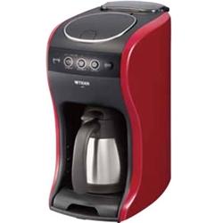 タイガー魔法瓶 ACT-A040R カフェバリエ コーヒーメーカー レッド