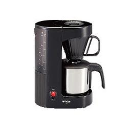 タイガー魔法瓶 ACX-S060KQ コーヒーメーカー ステンレスサーバータイプ ACX-S060KQ