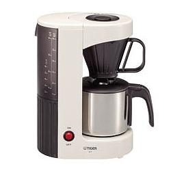 タイガー魔法瓶 ACX-S060WT コーヒーメーカー ステンレスサーバータイプ ACX-S060WT