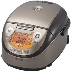 タイガー魔法瓶 JKM-G550T 土鍋IH炊飯ジャー 3合 ブラウン