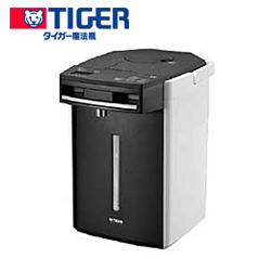 タイガー魔法瓶 PIA-W220W TIGER 蒸気レスVE電気まほうびん (2.2L) ホワイト PIA-W220W
