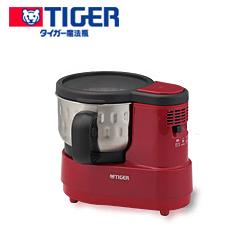 タイガー魔法瓶 SKF-A100R マイコンフードプロセッサー レッド