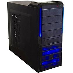 サイズ GUNTER2-BK ATXミドルタワーケース GUNTER2 500W電源搭載