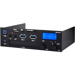 サイズ SCKMPN-3100 5インチベイ搭載専用マルチパネル コンパネ5.1号