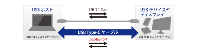 DisplayPort Alt Modeとは?