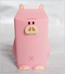 Fridgeezoo 24 pigs