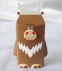 Fridgeezoo 24 reindeer (for winter only)